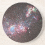 Galaxia enana NGC 4214 Posavasos Cerveza