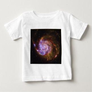 Galaxia espiral 101 más sucios polera
