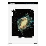 Galaxia espiral 2 pegatinas skins para iPad 3