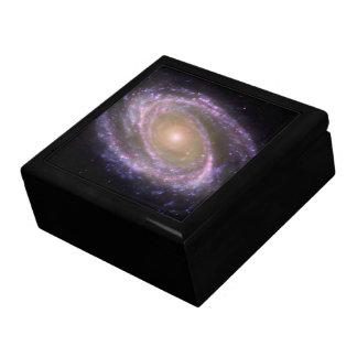 Galaxia espiral 81 más sucios cajas de recuerdo