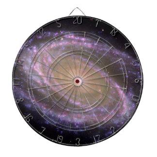 Galaxia espiral 81 más sucios tablero dardos