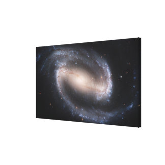 Galaxia espiral barrada NGC 1300 Lienzo Envuelto Para Galerias