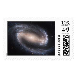 Galaxia espiral barrada NGC 1300 Sellos