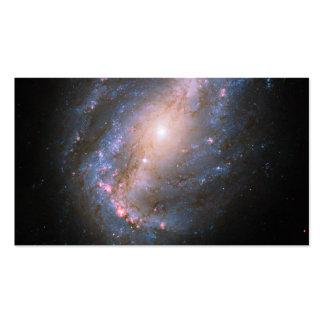 Galaxia espiral barrada NGC 6217
