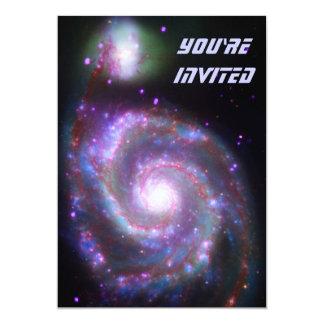 Galaxia espiral clásica comunicados personales