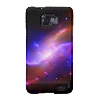 Galaxia espiral M106 de NASAs Samsung Galaxy S2 Fundas