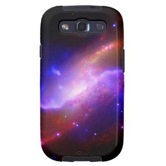 Galaxia espiral M106 de NASAs Samsung Galaxy S3 Carcasas