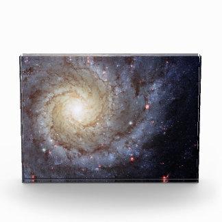 Galaxia espiral M74 Hubble