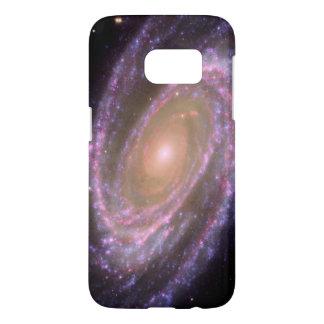 Galaxia espiral M81 del telescopio espacial de Fundas Samsung Galaxy S7