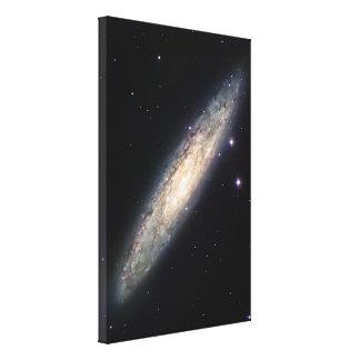 Galaxia espiral, NGC 253 Lona Estirada Galerías
