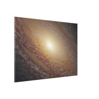 Galaxia espiral NGC 2841 Impresión En Lienzo Estirada