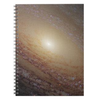 Galaxia espiral NGC 2841 Libreta Espiral