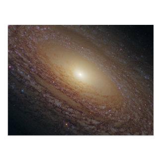 Galaxia espiral NGC 2841 Postales