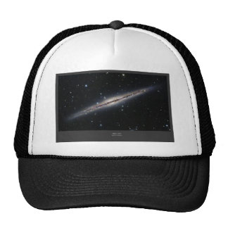 Galaxia espiral NGC-891 Gorra