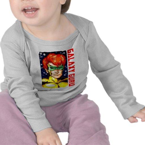 Galaxia Guru Camiseta