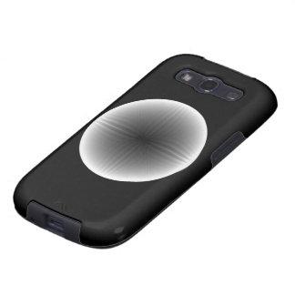 Galaxia invertida S3 de Samsung de la bola de Galaxy SIII Coberturas