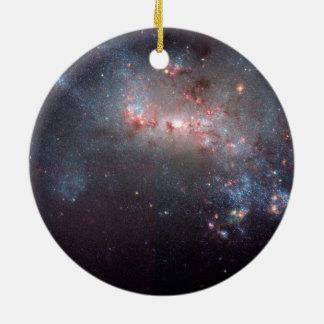 Galaxia irregular NGC 4449 Caldwell 21 Ornamente De Reyes