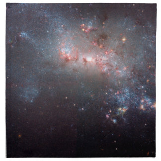Galaxia irregular NGC 4449 Caldwell 21 Servilletas