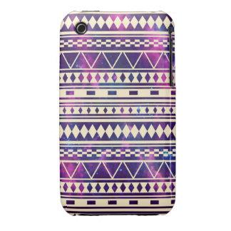 Galaxia los Andes aztecas Case-Mate iPhone 3 Carcasa