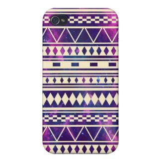 Galaxia los Andes aztecas iPhone 4/4S Fundas