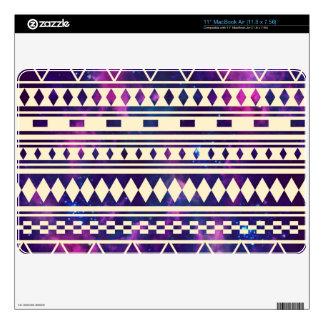 Galaxia los Andes aztecas MacBook Air 27,9cm Skins