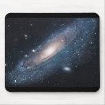 Galaxia M31 en Andromeda Alfombrilla De Ratón