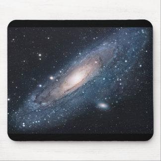Galaxia M31 en Andromeda Alfombrilla De Raton