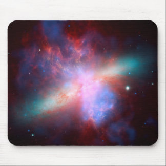 Galaxia M82 Alfombrilla De Raton