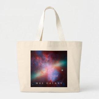 Galaxia M82 Bolsa Tela Grande
