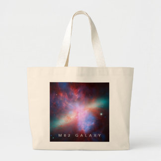 Galaxia M82 Bolsa Lienzo