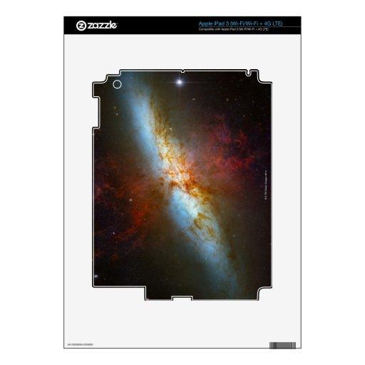 Galaxia M82 de Starburst Pegatina Skin Para iPad 3