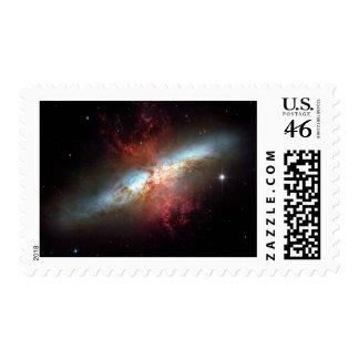 Galaxia M82 de Starbust