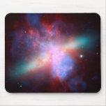 Galaxia M82 Tapete De Ratón