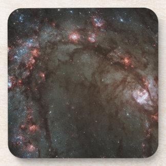 Galaxia M83 Posavasos De Bebida