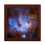 Galaxia M-33 Caja De Recuerdo
