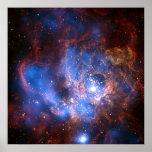 Galaxia M-33 Impresiones