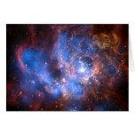 Galaxia M-33 Tarjetón