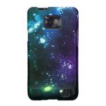 Galaxia multicolora samsung galaxy s2 funda