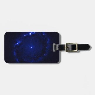 Galaxia NGC 1512 en la luz Cercano-Ultravioleta Etiquetas Para Equipaje