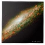 Galaxia NGC 3079 Azulejos Ceramicos