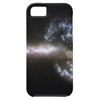 Galaxia que obra recíprocamente Arp 148 de Hubble Funda Para iPhone SE/5/5s