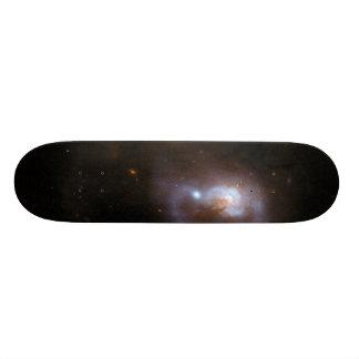 Galaxia que obra recíprocamente IRAS F10565 de Tabla De Patinar