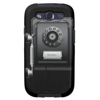 Galaxia retra S3 de Samsung del teléfono de la par Samsung Galaxy S3 Coberturas