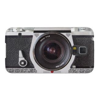 Galaxia retra S5 de FX de la voluta de la cámara Funda Para Galaxy S5