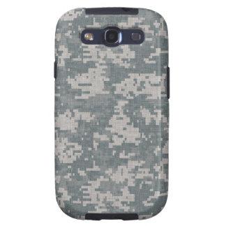 Galaxia S3 de Samsung del camuflaje del ACU Digita Galaxy SIII Coberturas