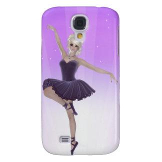 Galaxia S4, Barely There, caso de Samsung de la Funda Para Samsung Galaxy S4