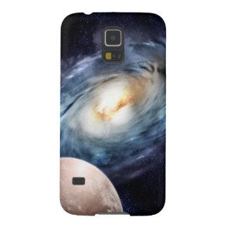 Galaxia S5 de la Sistema Solar Samsung de la Fundas Para Galaxy S5