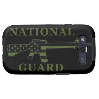 Galaxia S (T-Mobile de Samsung del Guardia Naciona Galaxy S3 Carcasa