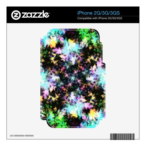 Galaxia Skins Para iPhone 2G
