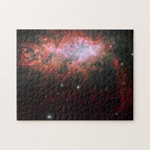 Galaxia sola puzzles